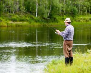 Рыбалка в Питере