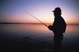 Рыболов любитель